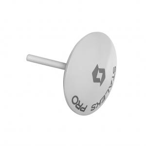 """Педикюрный диск """"Зонтик"""" PODODISC Staleks Pro, размер L в комплекте со сменным файлом-кольцом, 180 грит, 5 шт. (25 мм)"""