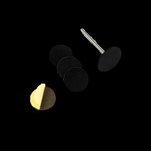 PODODISCO exclusive M con repuestos 5 piezas Grosor 180 (20 mm)